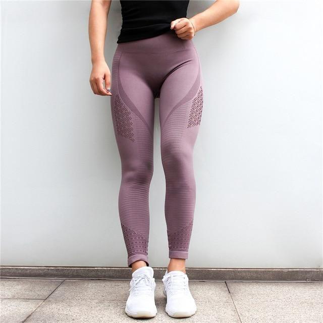 Tummy Control Seamless Yoga Pants