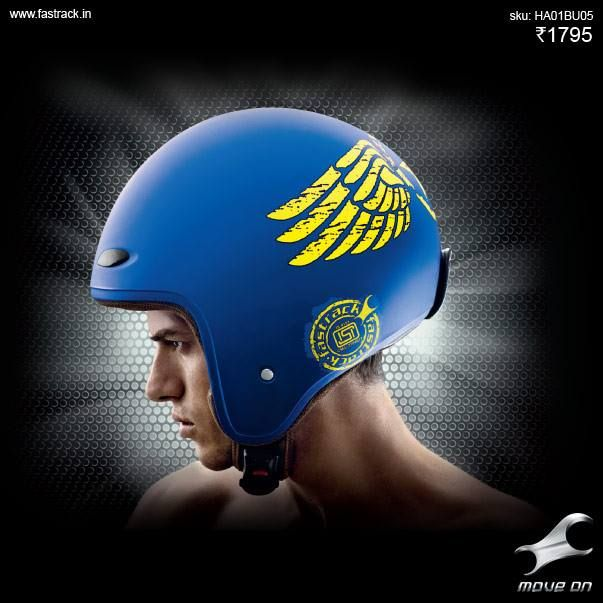 #GetHard and the road is yours.   www.fastrack.in/helmets  #helmets #fastrack #design