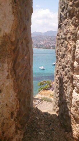 View form Spinalonga