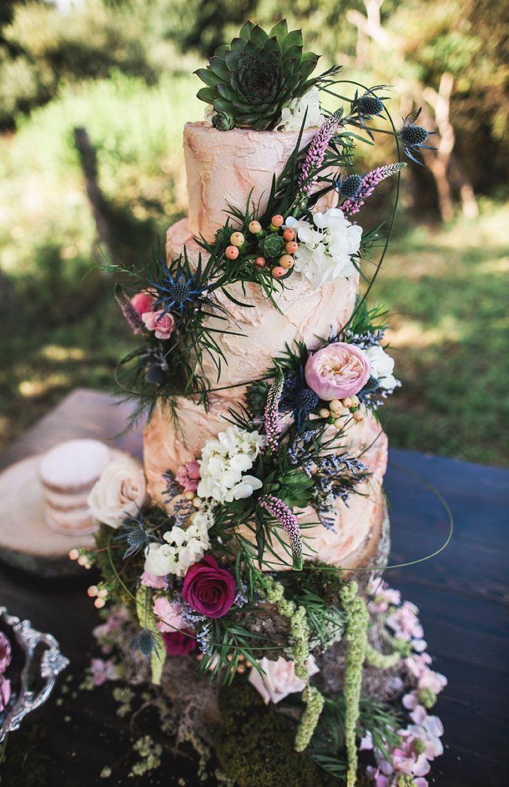 16++ Enchanted fairytale wedding theme trends