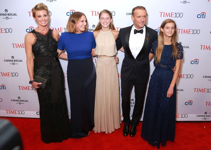 302 best images about tim mcgraw on pinterest for How old are tim mcgraw and faith hill s kids