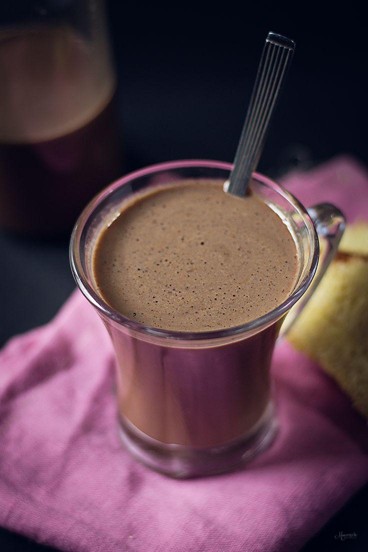 Υγιεινό σοκολατούχο γάλα με γεύσεις...