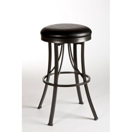 Hillsdale Ontario Commercial Grade Backless Bar Stool Backless