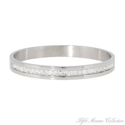 Rhodium Bracelet - Shimmer On - Australia - Fifth Avenue Collection - Jewellery that changes the way you see fashion