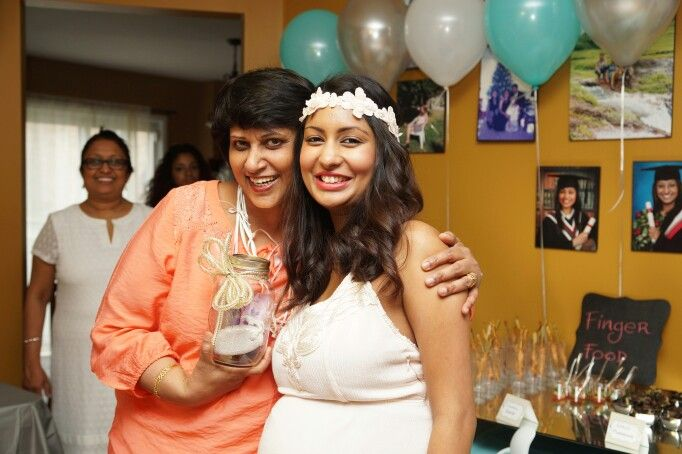 Mommy to Be Jouella Ready to POP Baby Shower