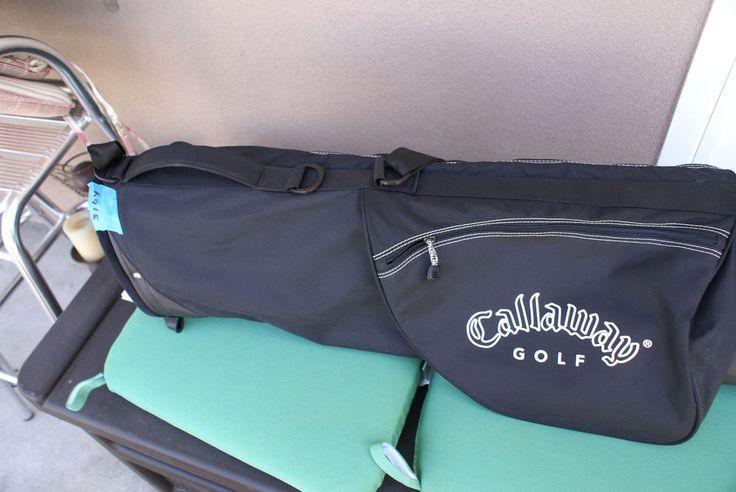 Callaway Sunday Golf Bag #Callaway