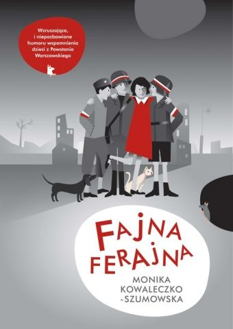 Fajna ferajna - Ryms - kwartalnik o książkach dla dzieci i młodzieży