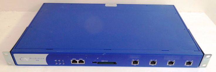 Juniper Networks NetScreen 204 NS-204-003 VPN Firewall #JuniperNetworks