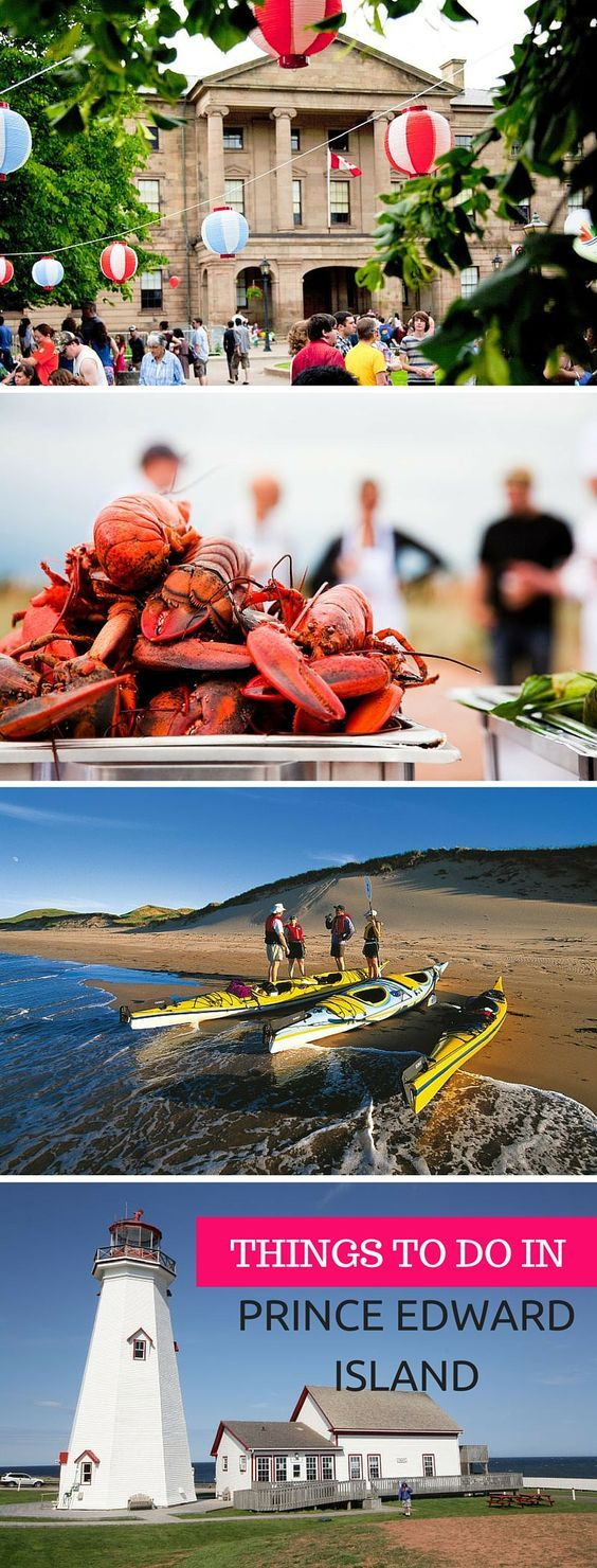 Things to do when you visit Prince Edward Island