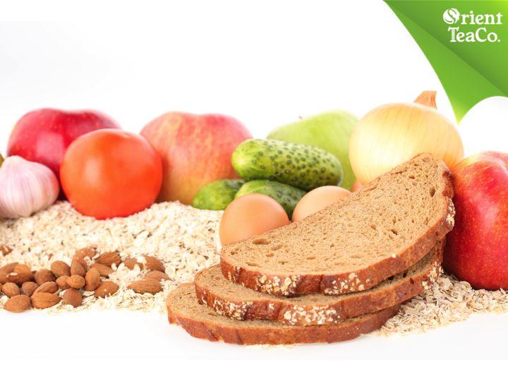 Vidasaludable Aumenta Tu Consumo De Fibra Tu Lado Natural El Consumo Promedio De Alimentos