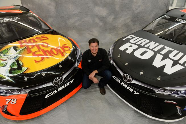 Daytona 500 Game Plan Usually Include Audibles by Martin Truex, Jr.