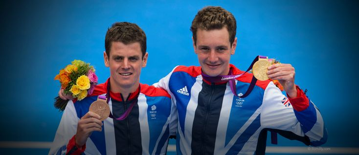 Alistair Brownlee and Jonathan Brownlee. Two ordinary men from Yorkshire trying to conquer the world of Triathlon.