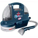 BISSELL SpotBot Pet Hands-Free Compact Deep Cleaner, Blue Illusion, 1200A (Kitchen)By Bissell