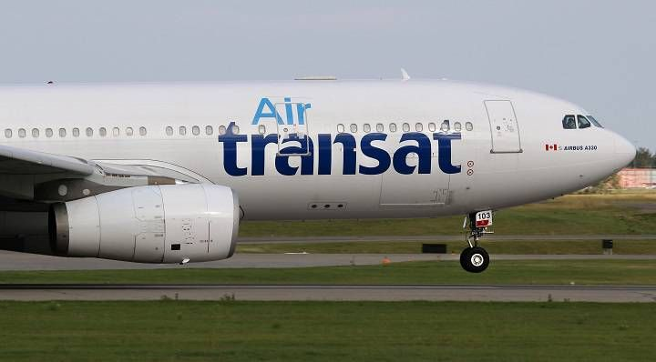 08/01/2017 - Passengers stuck on 'nightmare' Air Transat plane for hours without air conditioning, food