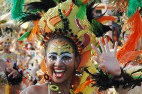 Barranquilla Carnival - Colombia