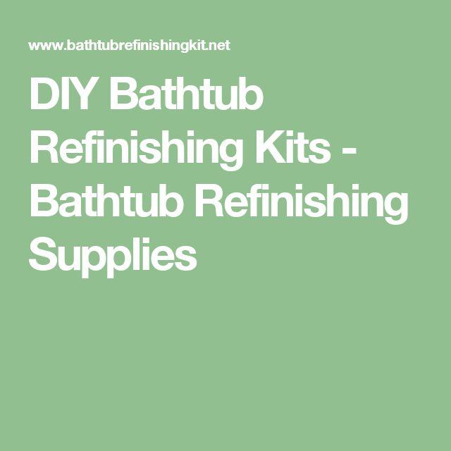 The 25+ best Bathtub reglazing ideas on Pinterest | What is ...
