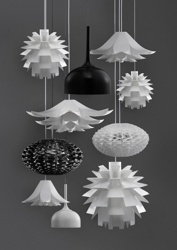 #Lamps by @Nereyda Norman Copenhagen