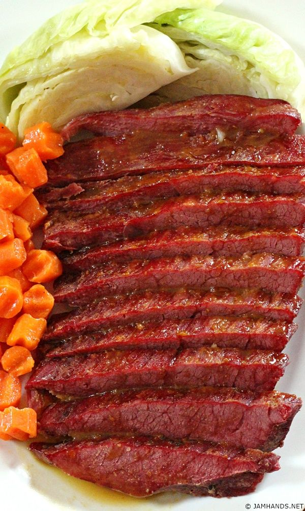 Corn Beef And Cabbage on Pinterest | Corned Beef, Slow Cooker Corned ...