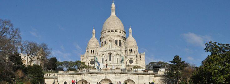 La Basilique du Sacré-Cœur de Montmartre, Paris : Foisonnement culturel…
