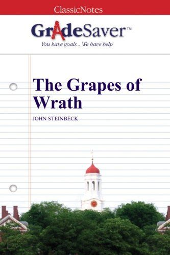 Grapes of wrath essays