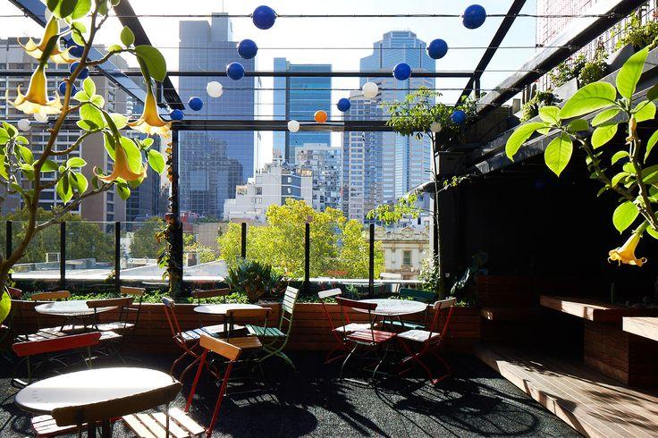 Melbourne-Rooftop-Bar-Loop LOOP ROOF  Level 3, 23 Meyers Place, Melbourne, VIC, 3000