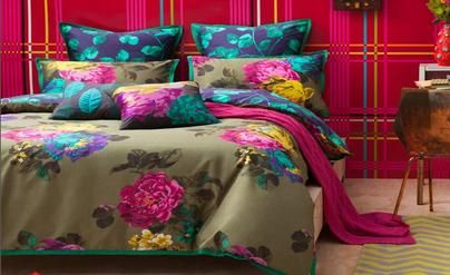 #Kas Upto 70% Off Dafny Quilt Cover Set by Kas