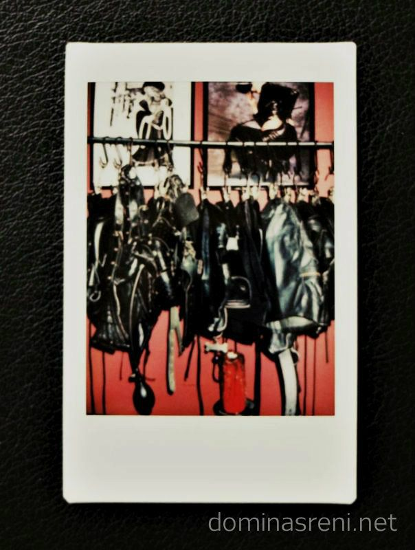 Dungeon polaroids #bondage #fashion #polaroids #dungeon #dominatrix #dominasreni #bondagepolaroids #mistress #femdom
