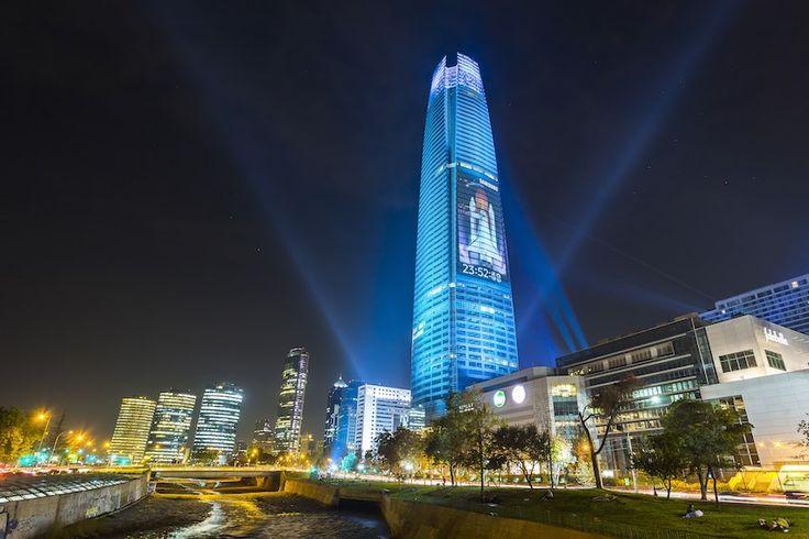 En la ciudad de Santiago, se realizó el lanzamiento del nuevo dispositivo de la firma coreana, el Samsung Galaxy S8 y S8+.