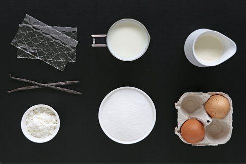 Pâtisserie Crème