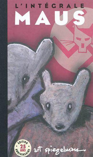 L'intégrale Maus   Édition anniversaire - (Art Spiegelman)