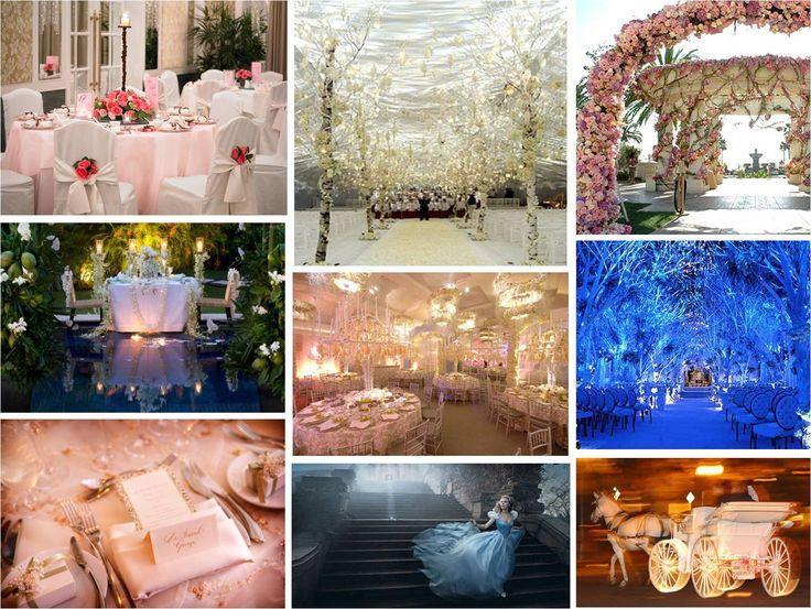 Wedding Theme Ideas Fairytale Romance My Riviera