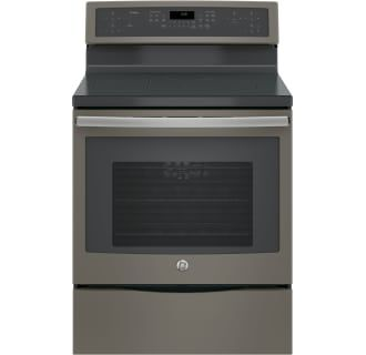 View the GE PHB920J Profile 30 Inch Wide 5.3 Cu. Ft. Free Standing Electric Range with Induction Cook Top and WiFi Connect at Build.com.