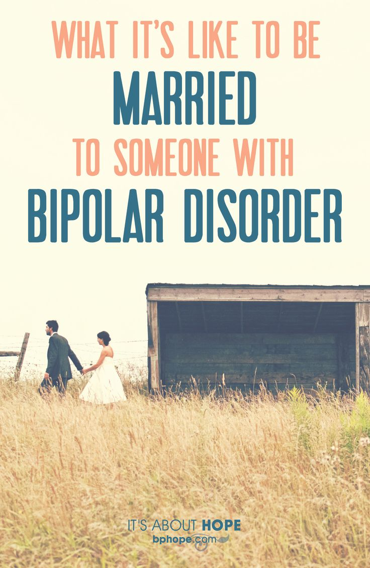dating bipolar disorder Dating a bipolar guy is not for the faint at heart people who have bipolar disorder are more likely to abuse alcohol or drugs, take excessive risks that can lead to accidents, or be unable to hold down a job.
