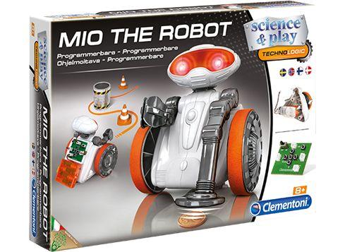 Mio The Robot -rakennettava robotti