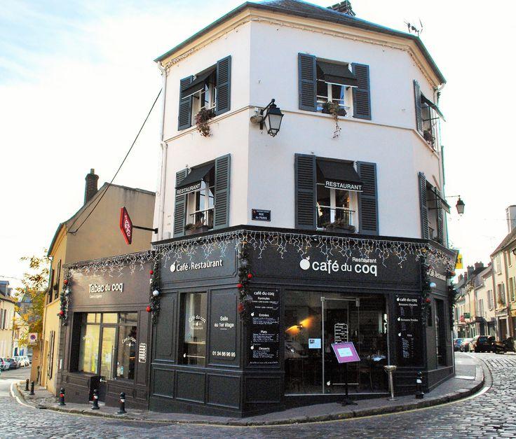 Bar Tabac Café du Coq Montfort-l'Amaury