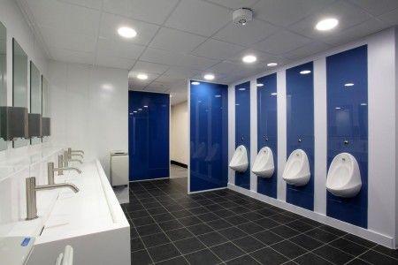ernest bevin college high end school washrooms | restroom