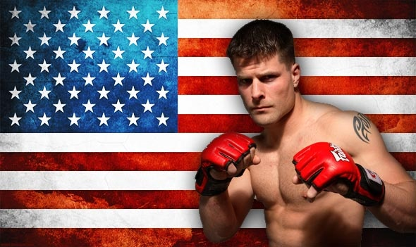 Brian Stann vs Hector Lombard at UFC on FOX 4