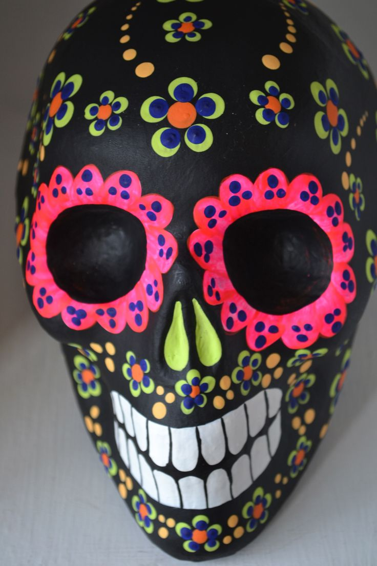 514 best day of the dead images on pinterest sugar skulls day of the dead skull dailygadgetfo Choice Image