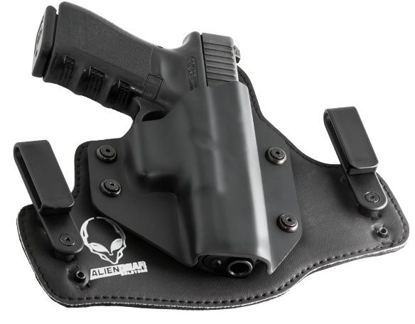Alien Gear Holsters inside the waistband glock holster, the Cloak Tuck 2.0. Best gun holster ever