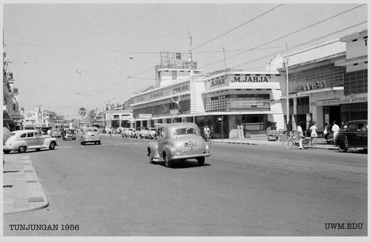Jln Tunjungan 1956