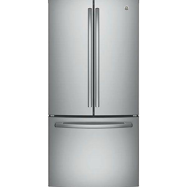 Abt Com Ge Gwe19jslss In 2020 French Door Refrigerator Counter Depth French Door Refrigerator French Doors