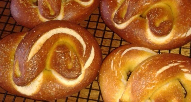 Aφράτα pretzels