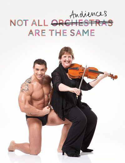 Creative season campaign for a world-class orchestra