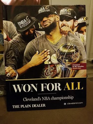 Won for All - Cleveland Cavaliers NBA Champions by Cleveland Plain Dealer (2016…