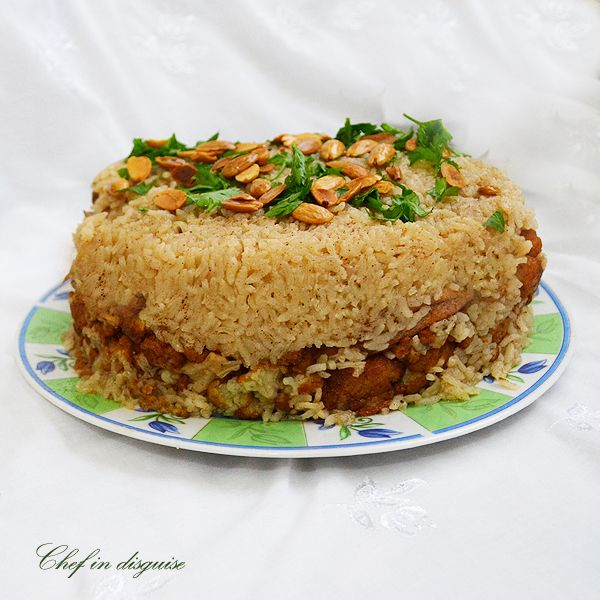 Have you ever cooked upside down? Makloubeh(which translates literally into upside down) is a famous Levantine one pot rice, spice and vegetable dish. You will find different variants of it throug...
