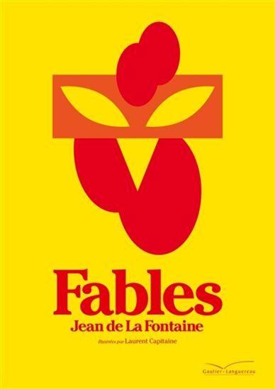 """""""Fables"""" Jean de La Fontaine x Laurent Capitaine"""