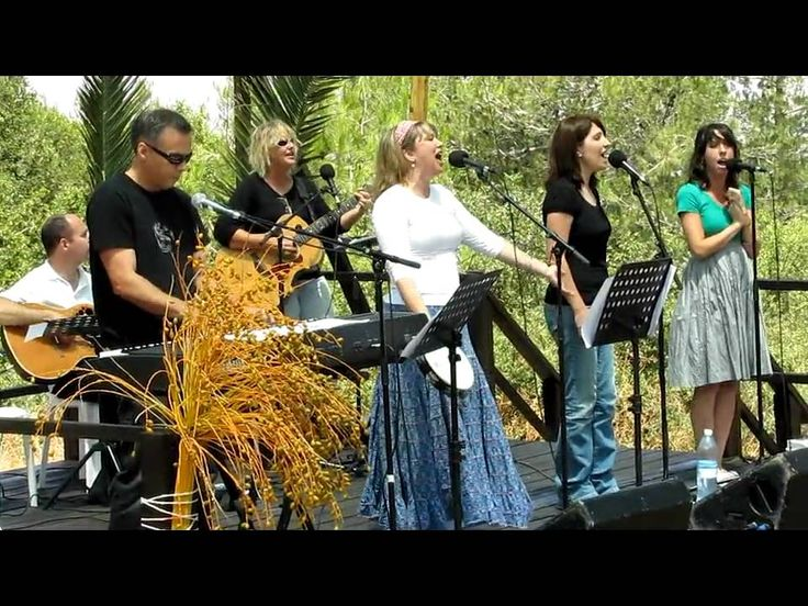 shavuot mountain song