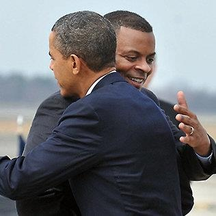 Congrats to Charlotte Nc mayor Anthony Foxx he has been nominated to be Transportation secretary of the United States