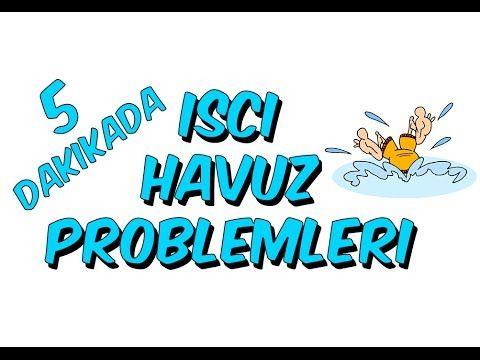 5dk da İŞÇİ HAVUZ PROBLEMLERİ - Tonguc Akademi