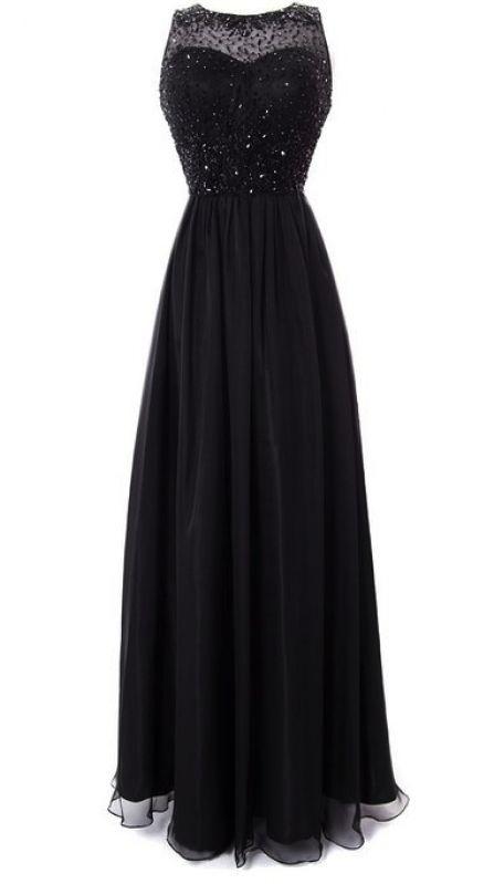 Black homecoming dress, prom dress